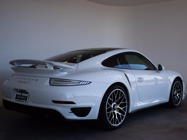 pre owned 2015 porsche 911 turbo s