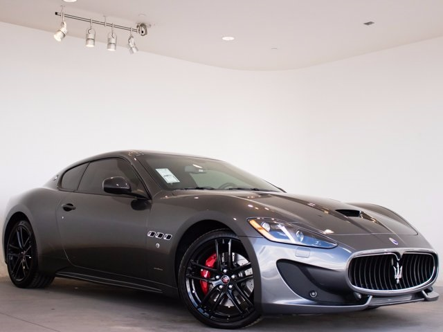 new 2017 maserati granturismo 2d coupe in highlands ranch. Black Bedroom Furniture Sets. Home Design Ideas